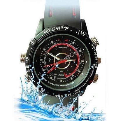 WRIST WATCH 4 GB MIN VIDEO CAMERA, CAMCORDER